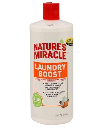 Nature`s Miracle Laundry Boost средство для стирки