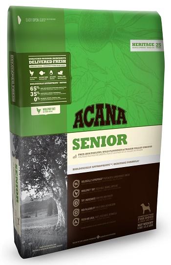 Acana Senior сухой корм для пожилых собак всех пород