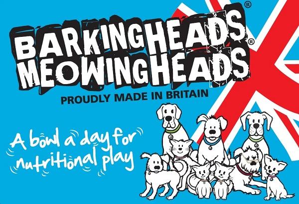 Новинка - корма Barking Heads!