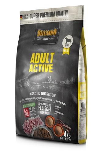 Belcando Adult Active сухой корм для взрослых активных собак