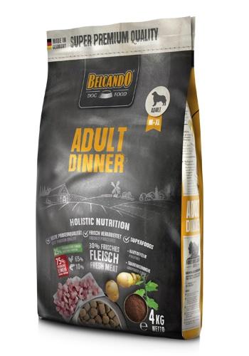 Belcando Adult Dinner сухой корм для взрослых собак всех пород