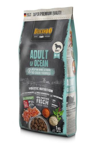 Belcando Adult GF Ocean сухой беззерновой корм для взрослых собак с рыбой