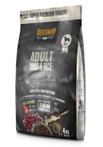 Belcando Adult Lamb&Rice сухой корм для взрослых собак с ягненком