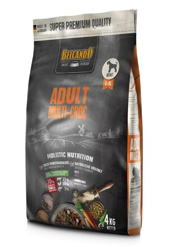 Belcando Adult Multi-Croc сухой корм для взрослых собак всех пород