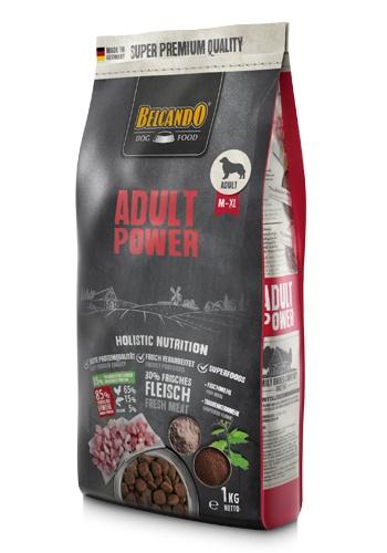Belcando Adult Power сухой корм для активных собак и беременных/кормящих сук