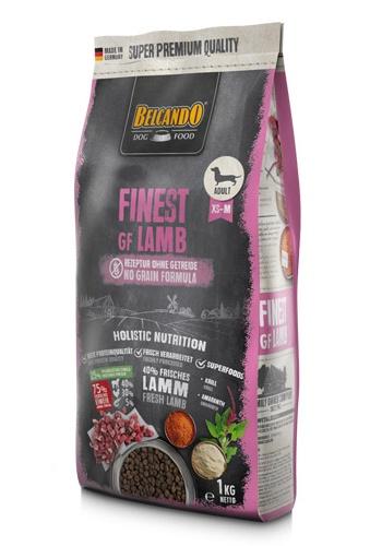 Belcando Finest GF Lamb сухой беззерновой корм для собак мелких и средних пород