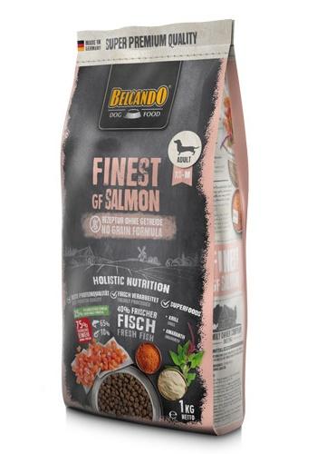 Belcando Finest GF Salmon сухой беззерновой корм для собак мелких и средних пород