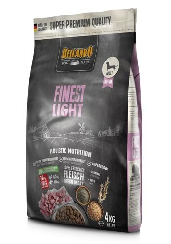Belcando Finest Light сухой корм для собак мелких пород с избыточным весом