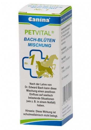 Canina Bach-Bluten №1  гомеопатическое средство