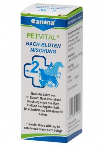 Canina Bach-Bluten №2  гомеопатическое средство