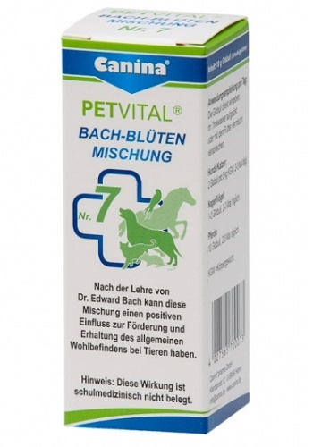 Canina Bach-Bluten №7  гомеопатическое средство