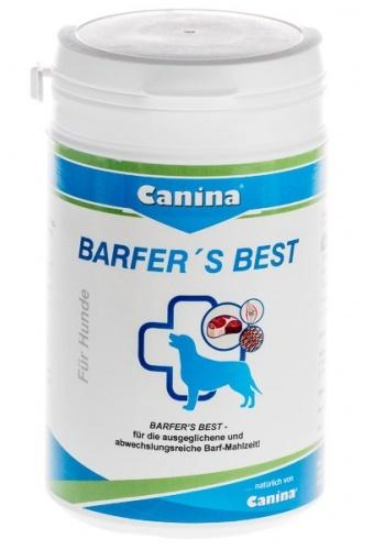 Canina Barfer's Best добавка при натуральном корении для собак