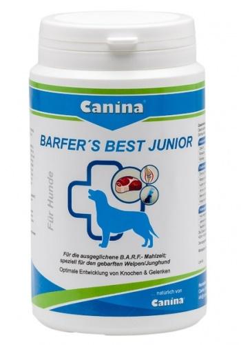 Canina Barfer's Best Junior добавка при натуральном корении для щенков