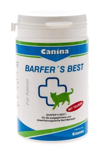 Canina Barfer's Best добавка при натуральном корении для кошек