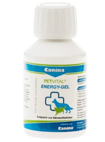 Canina Energy-Gel высокоэнергетический препарат