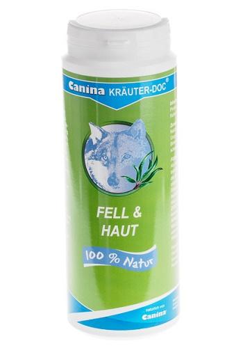 Canina Krauter-doc Fell & Haut травяной сбор для поддержки кожи и шерсти