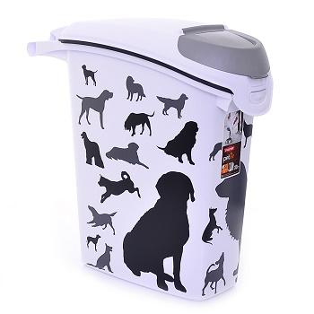 "Curver PetLife контейнер для корма ""Собаки"" 10 кг/23 л"