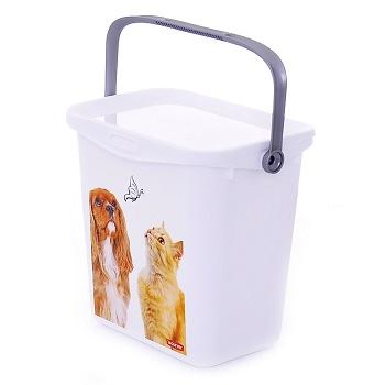 """Curver PetLife мультифункциональный контейнер """"Домашние любимцы"""" 2,5 кг/6 л"""