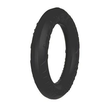 Doglike Tug&Twist Кольцо 8-гранное большое (черное)