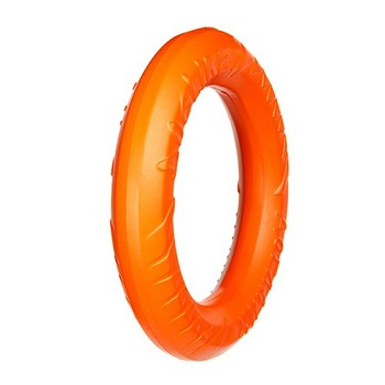 Doglike Tug&Twist Кольцо 8-гранное большое (оранжевое)