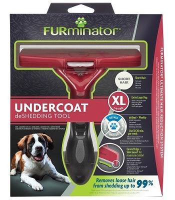 FURminator Dog XL Short Hair для гигантских короткошерстных собак