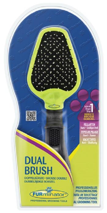 FURminator Dual Brush щетка двухстороняя