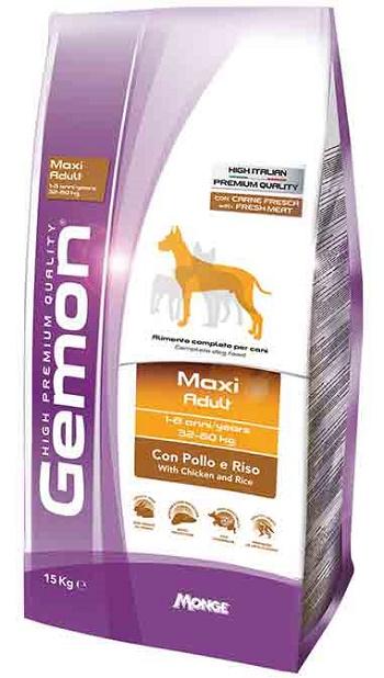 Gemon Adult Maxi сухой корм для взрослых собак крупных пород