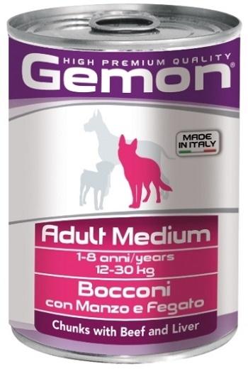 Gemon Adult Medium консервы для взрослых собак средних пород