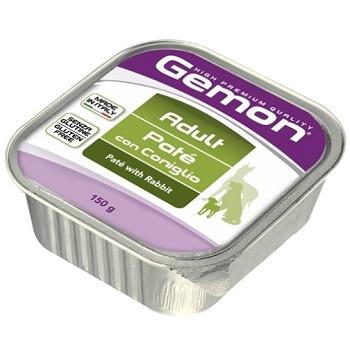 Gemon Adult консервы для взрослых собак с кроликом