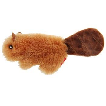GiGwi игрушка для кошек Бобер с кошачьей мятой 16 см (75301)