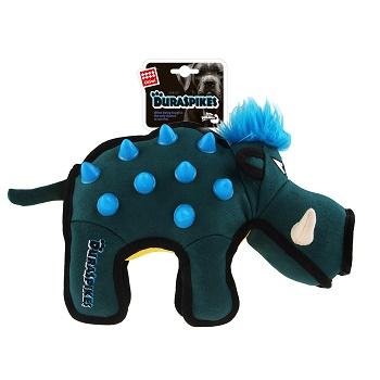 GiGwi игрушка для собак Duraspikes Кабан 35 см (75396)
