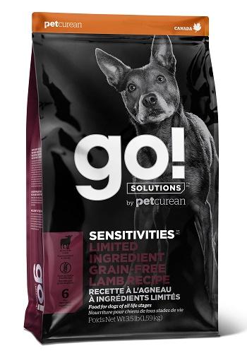 GO Solutions Sensitivities LID сухой корм для собак и щенков с ягненком
