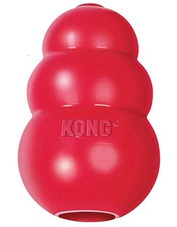 Kong Classic M игрушка для собак 8х6 см