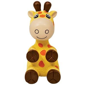 Kong Wiggi игрушка для собак Жираф 22х12 см