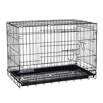 Kredo клетка для собак окрашенная 107х69,5х76,5 см (044C)