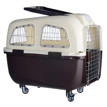 Kredo переноска для животных на колесах (092) 70х48х61 см