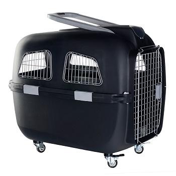 Kredo переноска для животных на колесах (093) 78х53х72 см