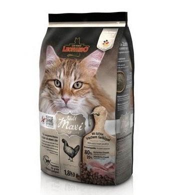 Leonardo Adult Maxi GF сухой беззерновой корм для крупных кошек