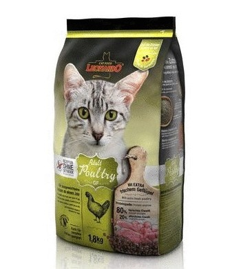 Leonardo Adult Poultry GF сухой беззерновой корм для кошек