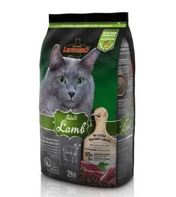 Leonardo Adult Lamb сухой корм для кошек с ягненком