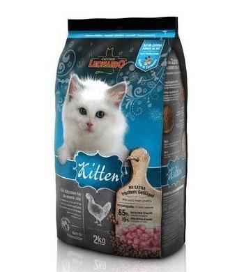 Leonardo Kitten сухой корм для котят