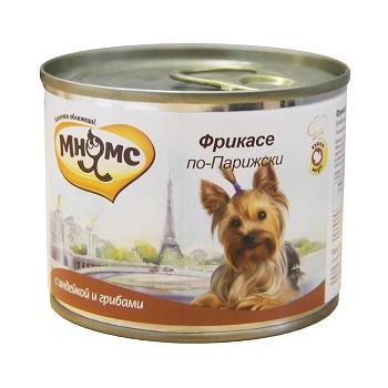 Мнямс Фрикасе по-Парижски консервы для собак