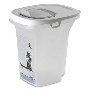 "Moderna Trendy Story контейнер для корма 6 л ""Влюбленные кошки"" (F500-027)"