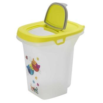 "Moderna Trendy Story контейнер для корма 6 л ""Друзья навсегда"" зеленый (F500-173)"