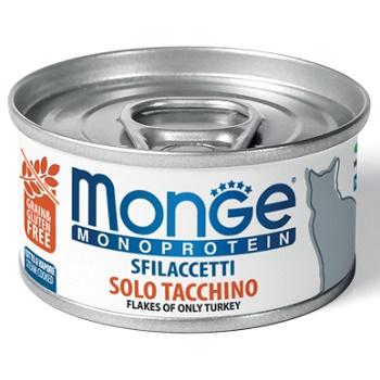 Monge Cat Monoprotein консервы для кошек с индейкой