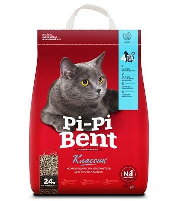 Pi-Pi-Bent Классик наполнитель комкующийся