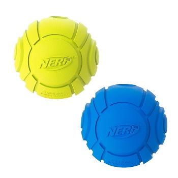 Nerf Dog игрушка мяч рифленый 6 см (2 шт.) (18814)