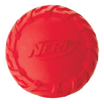 Nerf Dog игрушка мяч пищащий Шинка 7,5 см (22422)