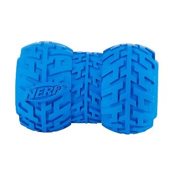 Nerf Dog игрушка-кормушка Шинка 9 см (22484)