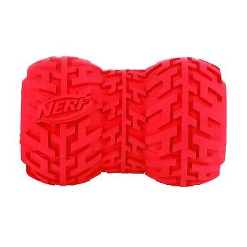 Nerf Dog игрушка-кормушка Шинка 10 см (22491)